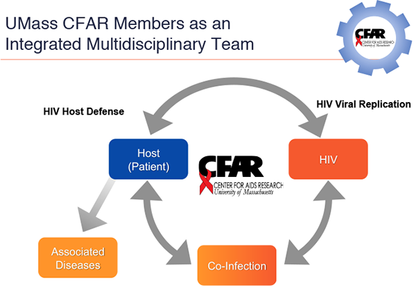 CFAR Working Groups
