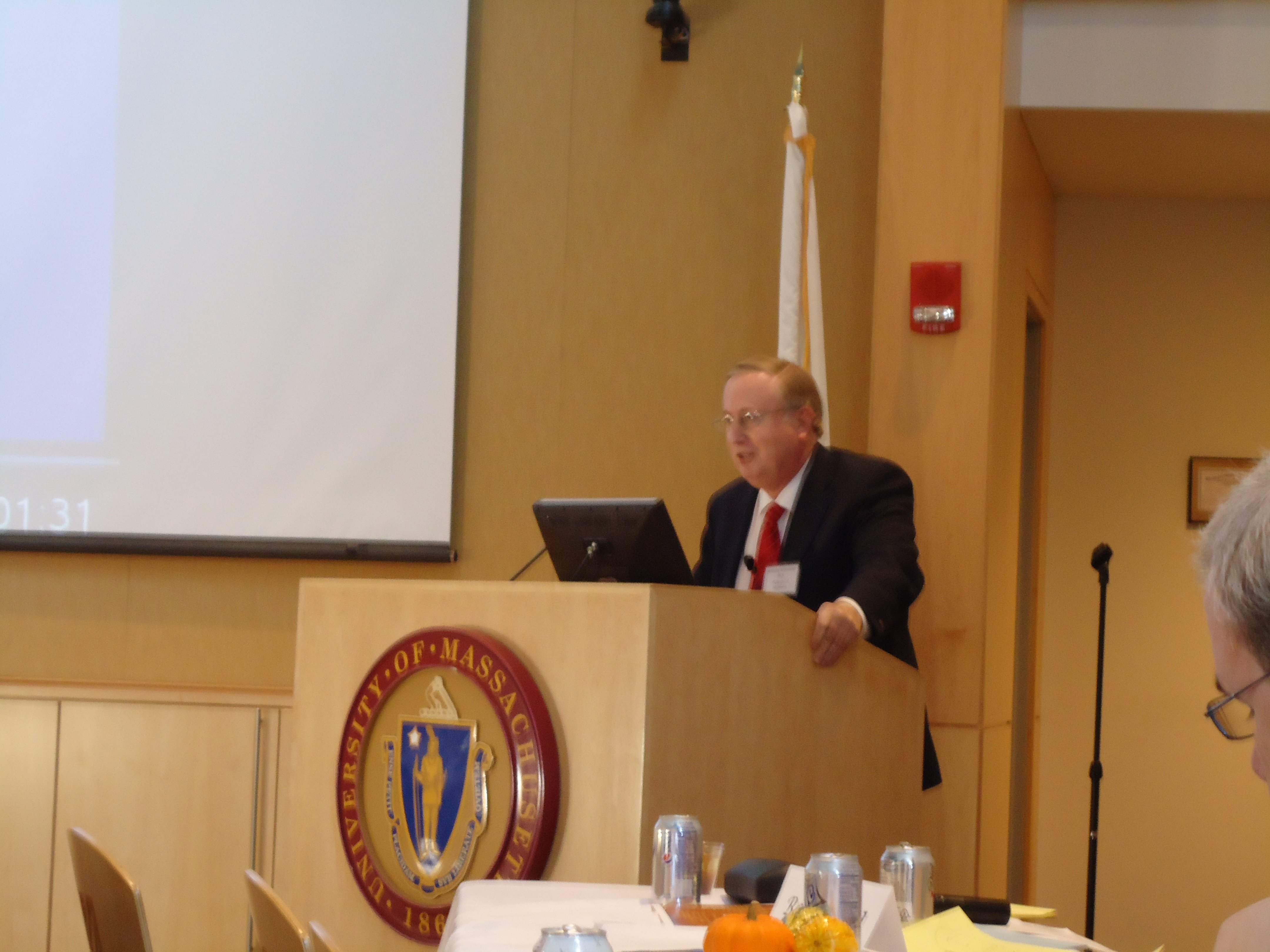 Anthony Rothschild, Research Day 10.13.2010