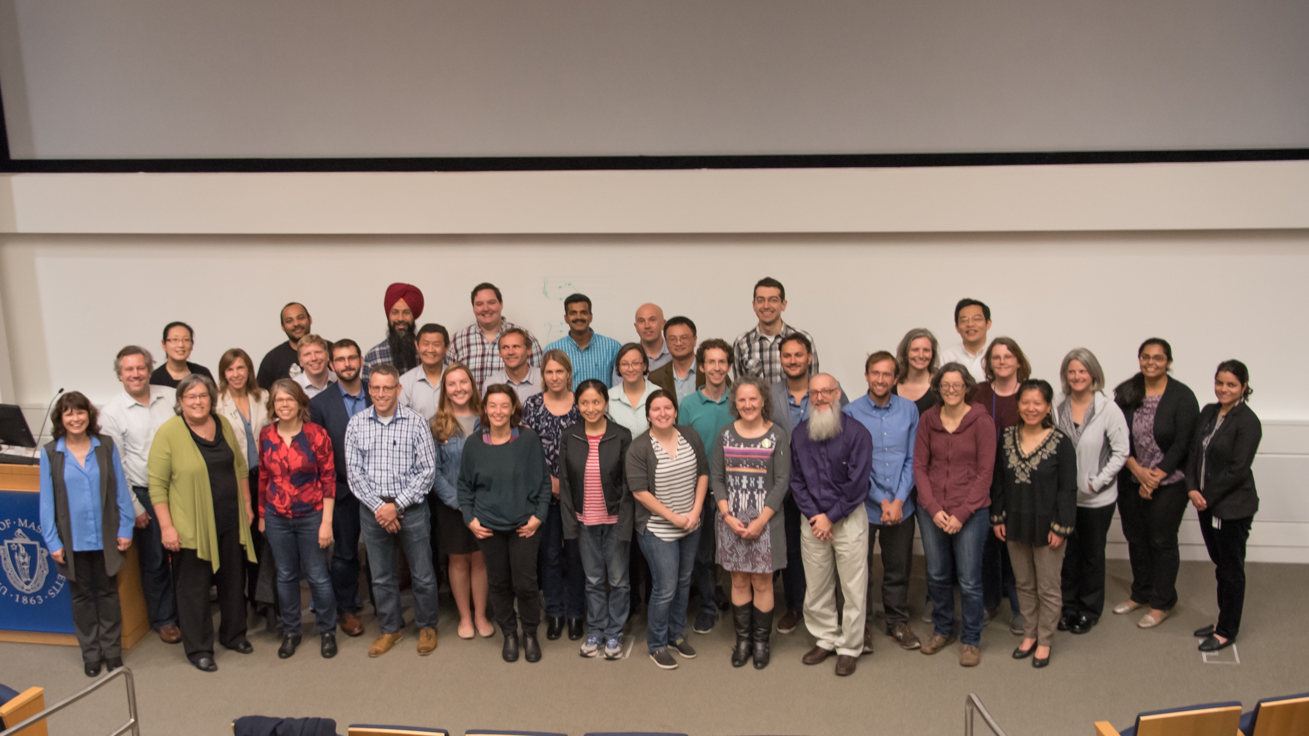 Melissa Moore Symposium Group Picture