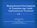 Biopsychosocial Development in Transition-Age Youth: Implications for Treatment thumbnail