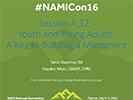 Youth and Young Adults: A Key to Building a Movement thumbnail