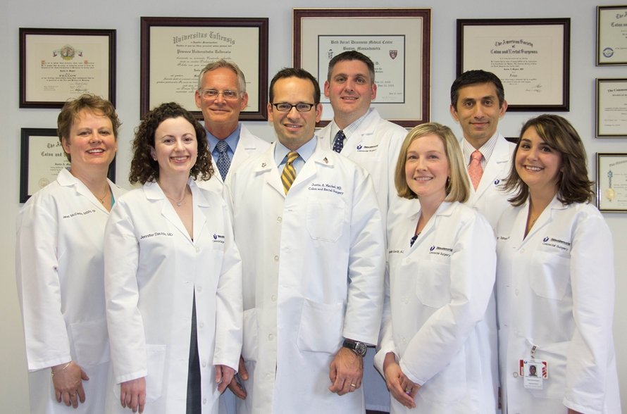 UMass Surgery - Colon and Rectal Surgery Team