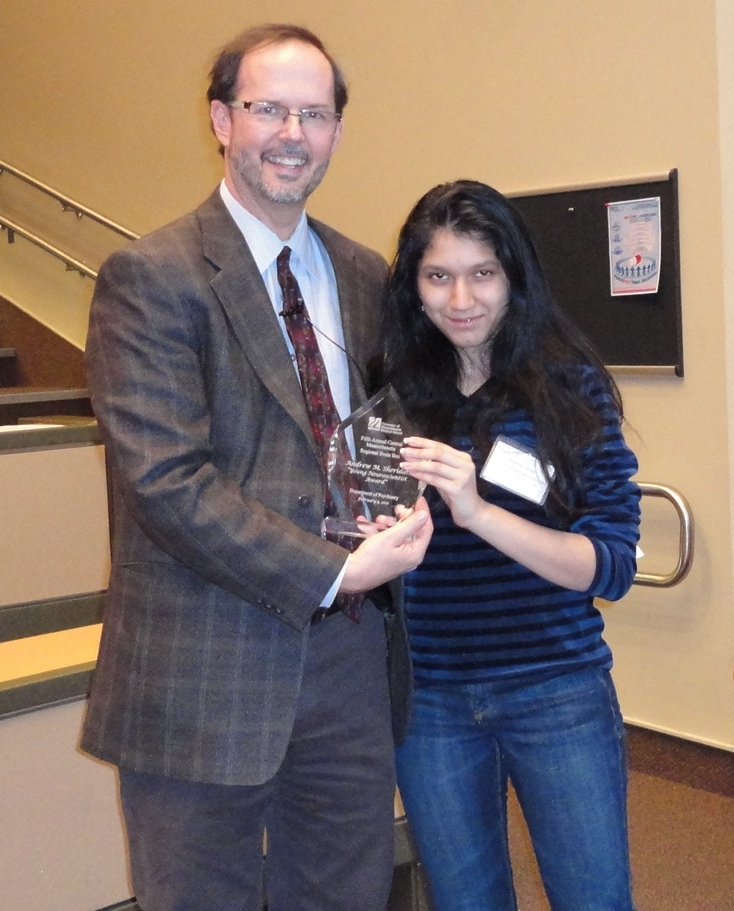 2011 Brain Bee Winner Raashika Goyal