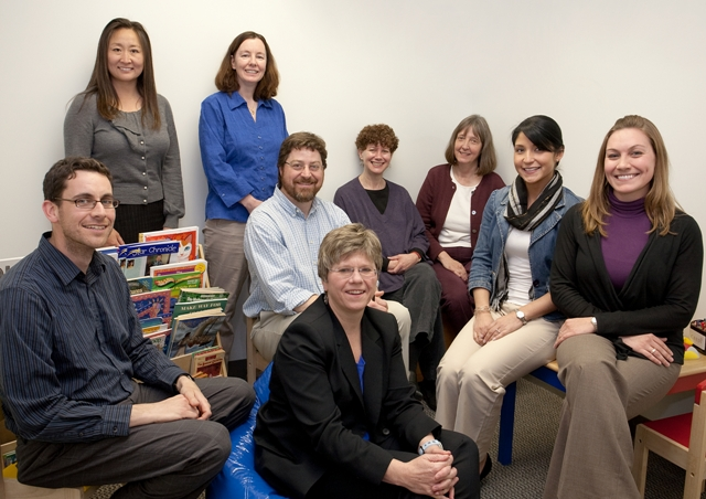 Autism research group
