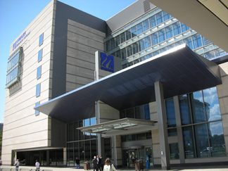 UMass Medical School Entrance