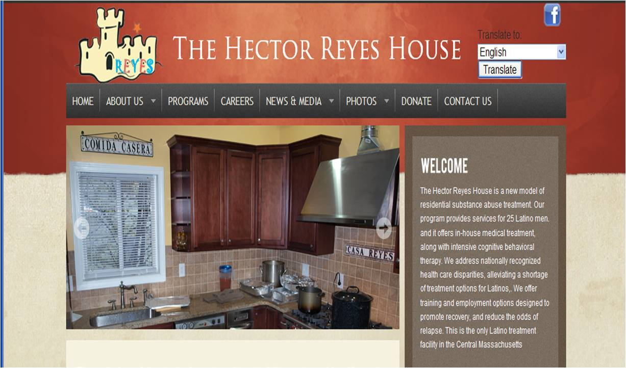 Hector Reyes House