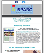 May 2019 | iSPARC Newsletter thumbnail