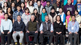 UMMS Center for Mindfulness brings signature program to China