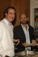 Nobel Prize Reception at Mike Czech's House