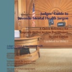 Judges' Guide to Juvenile Mental Health Jargon