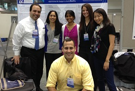 Medical and nursing students take national stage at public health conference