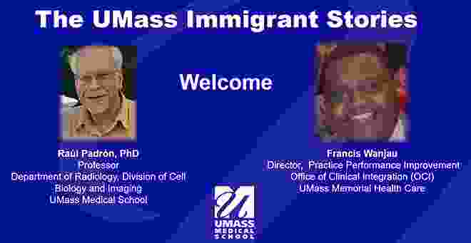 'I would do it all over again:' Immigrant stories shared at virtual UMMS event