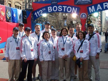 UMMHC Boston Marathon Physicians