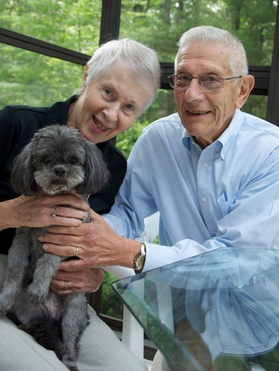 Eileen and Stanley Berman