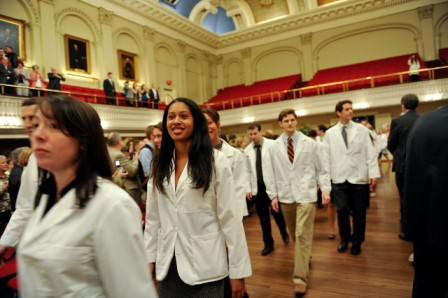 UMMS White Coat Ceramony