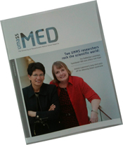 UMass Med Magazine