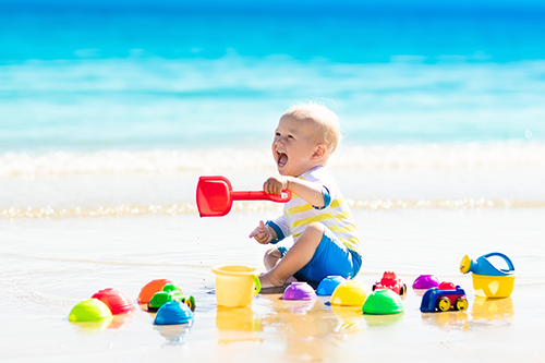 How to protect you child during the summer - useful tips!