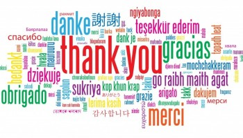 thank you for signing up for membership