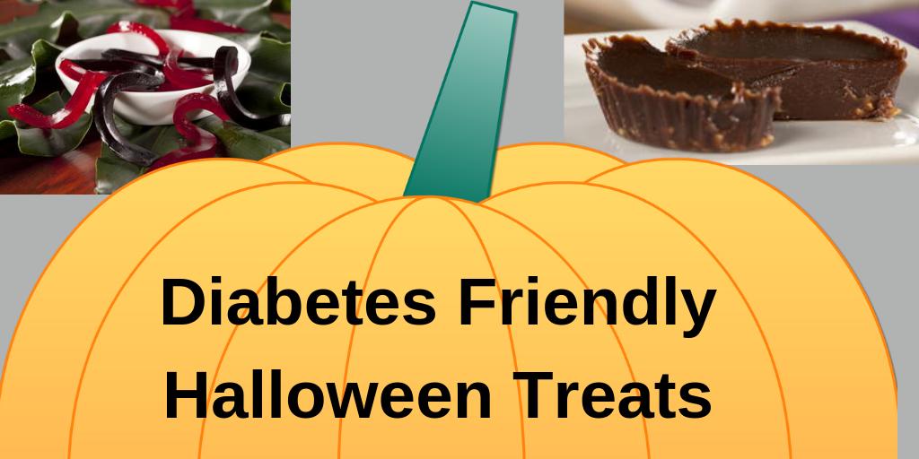 Sugar Free Halloween Treats Recipes