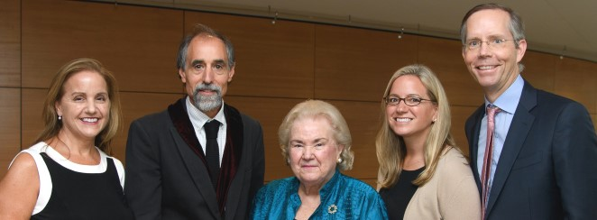 Koskinas family of Worcester establishes second endowed chair at UMass Medical School