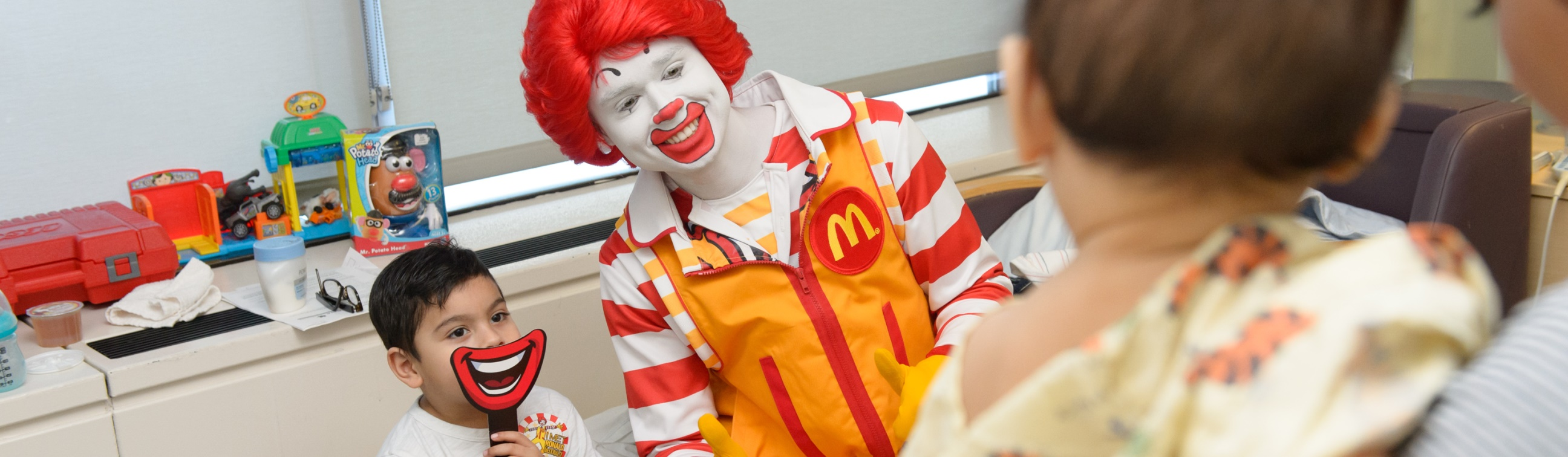 Local kids with asthma get support from Ronald McDonald House Charities