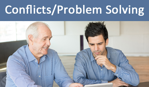 Conflicts Problem Solving
