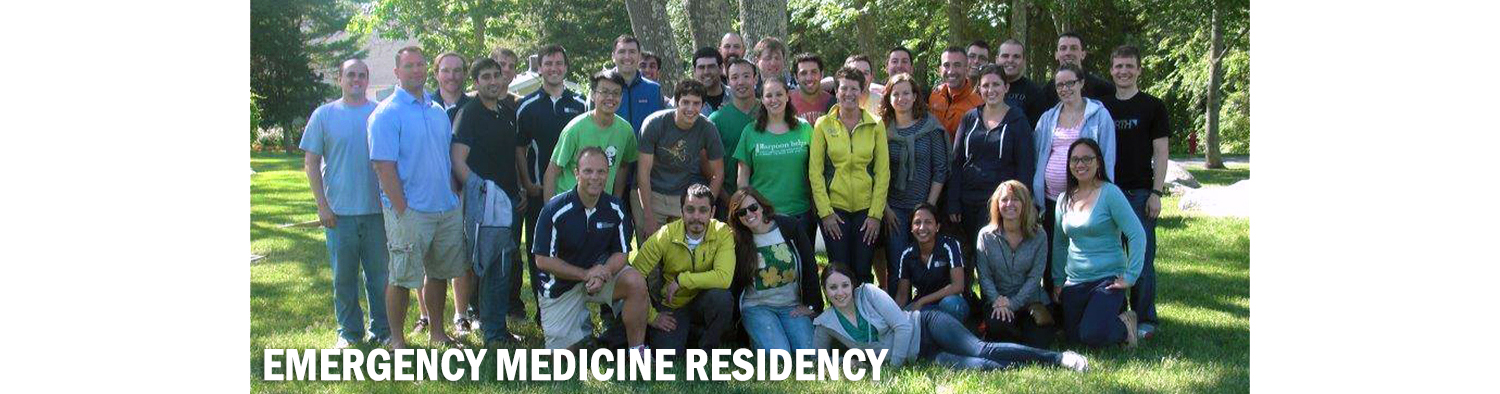 Emergency Medicine Residents