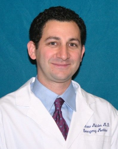 Photo of Andrew Milsten, MD, MS