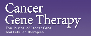 Cancer gene Therapy Logo
