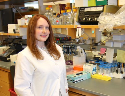 Postdoc Cara Weismann embarks on science policy fellowship