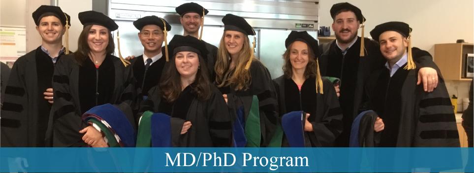 MD/PhD Program at UMass Medical School