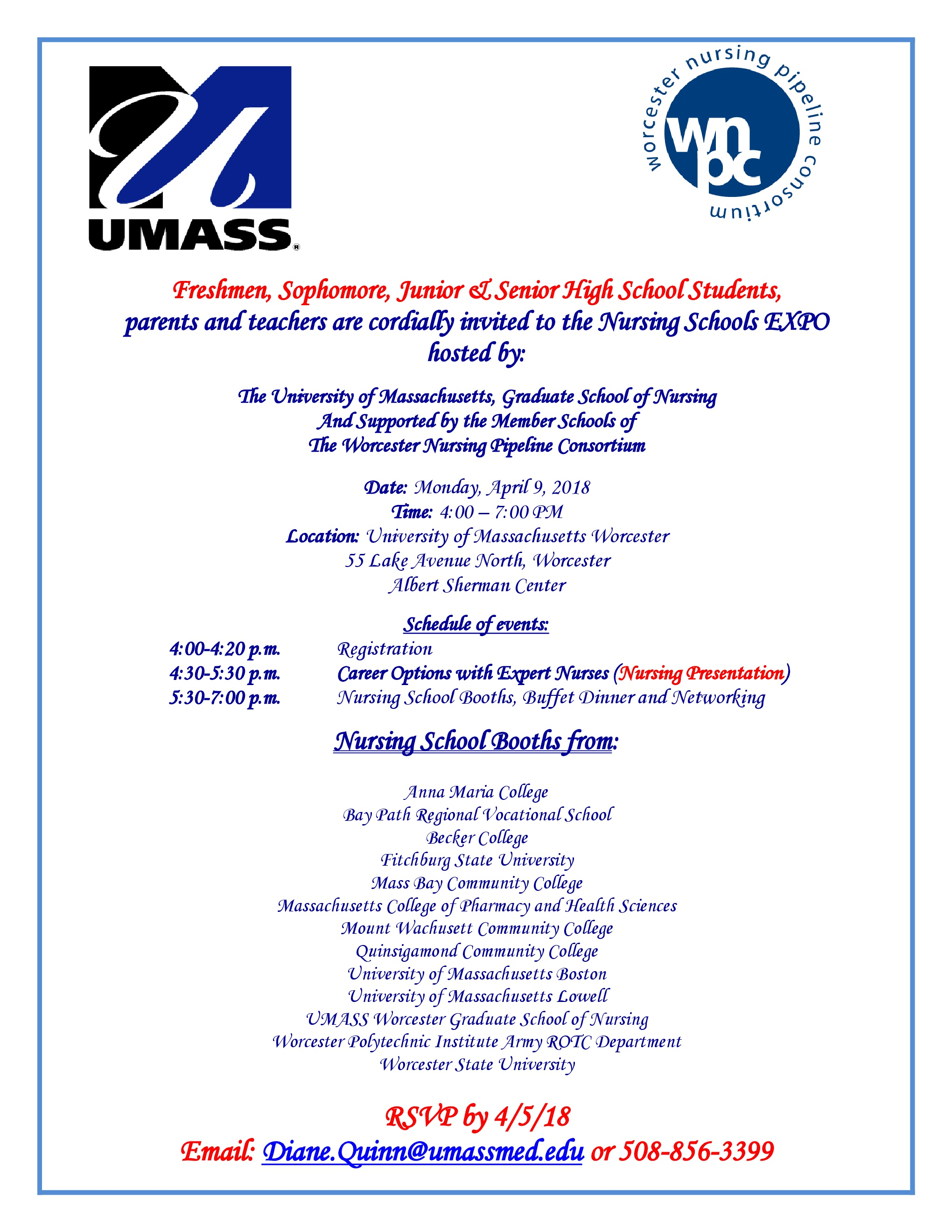 Nursing Schools In Ma >> Calling All High School Students Interested In Nursing For