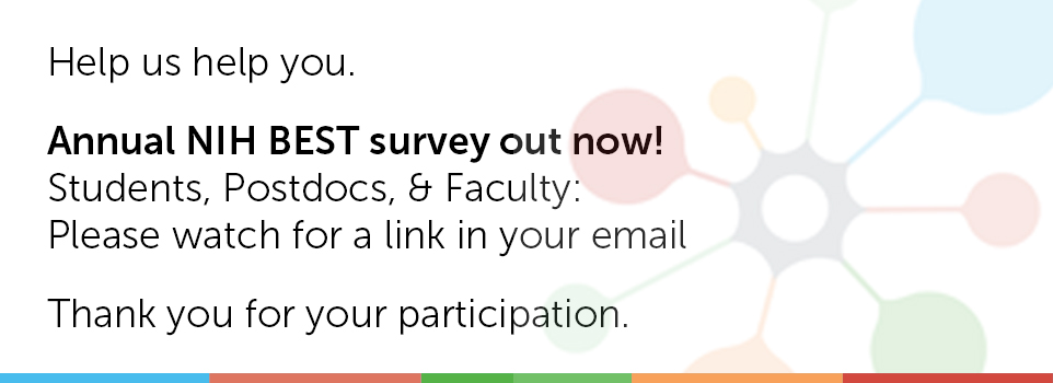 NIH BEST Survey