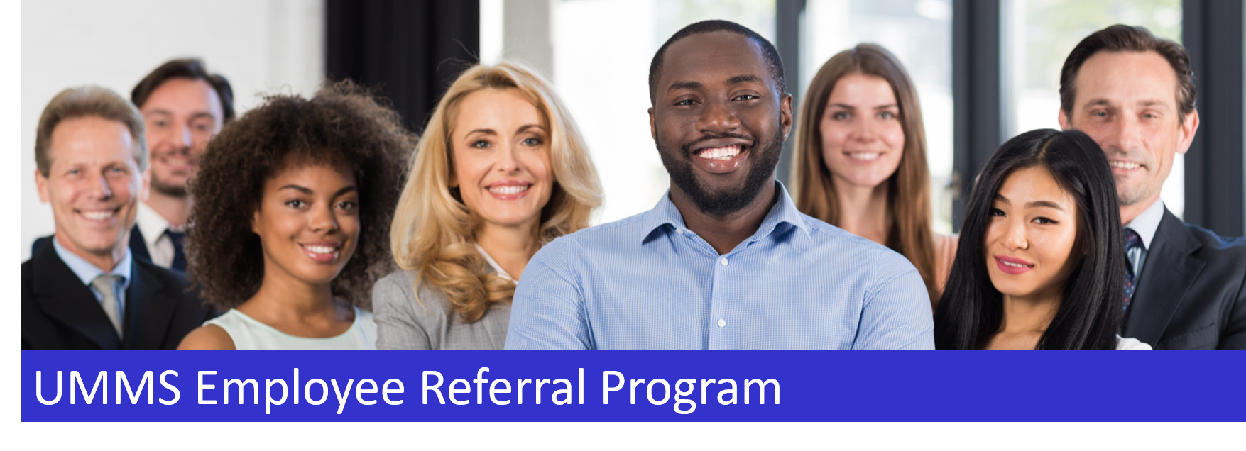 UMMS Employee Referral Program