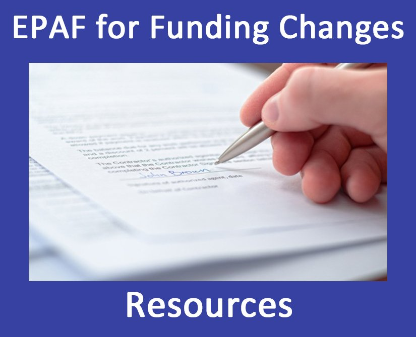 ePaf Resources