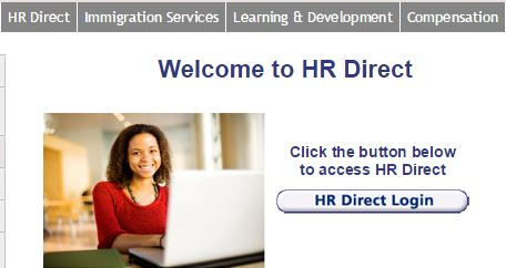 HR Direct Login Link