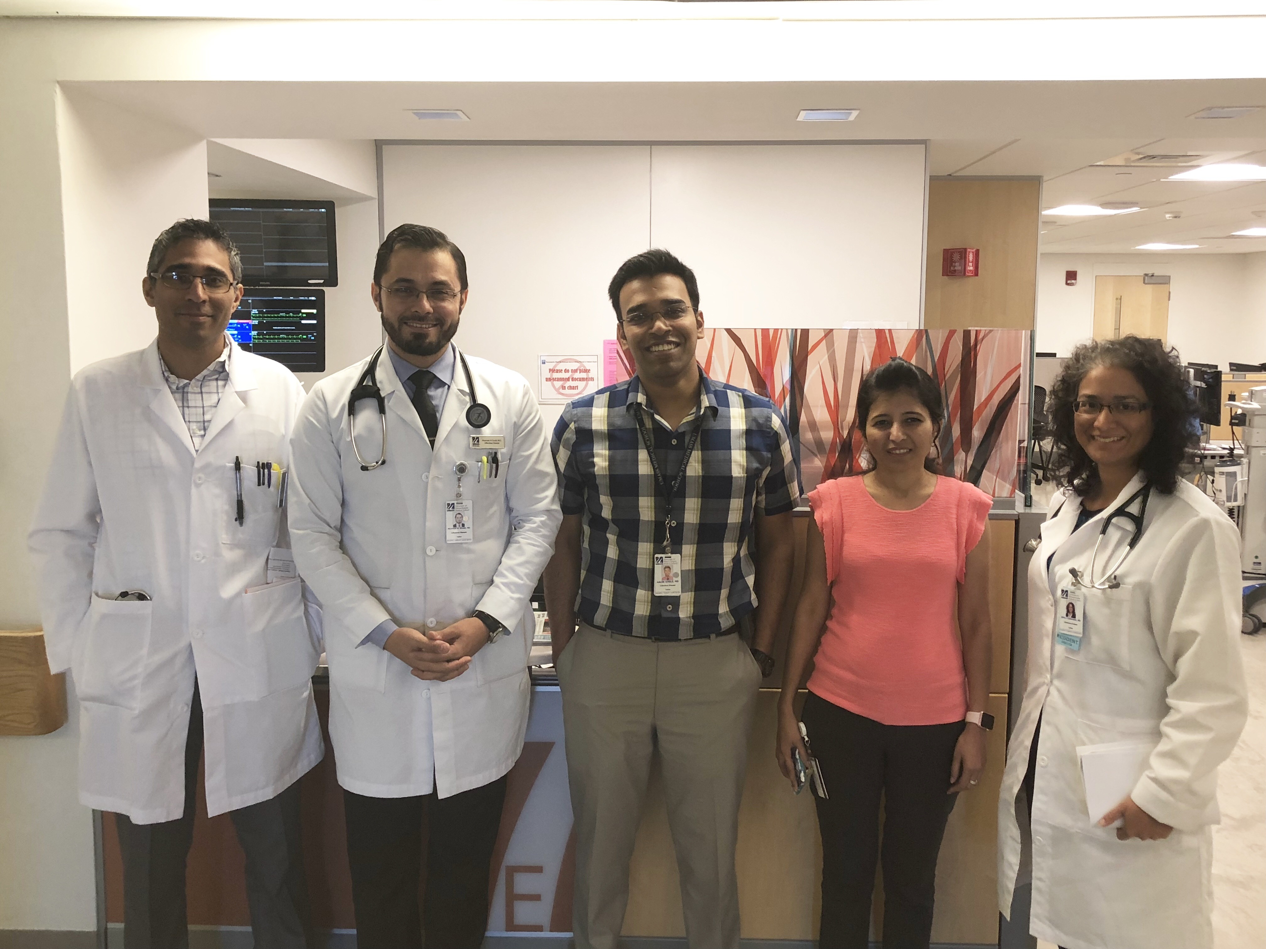 Infectious Diseases fellows