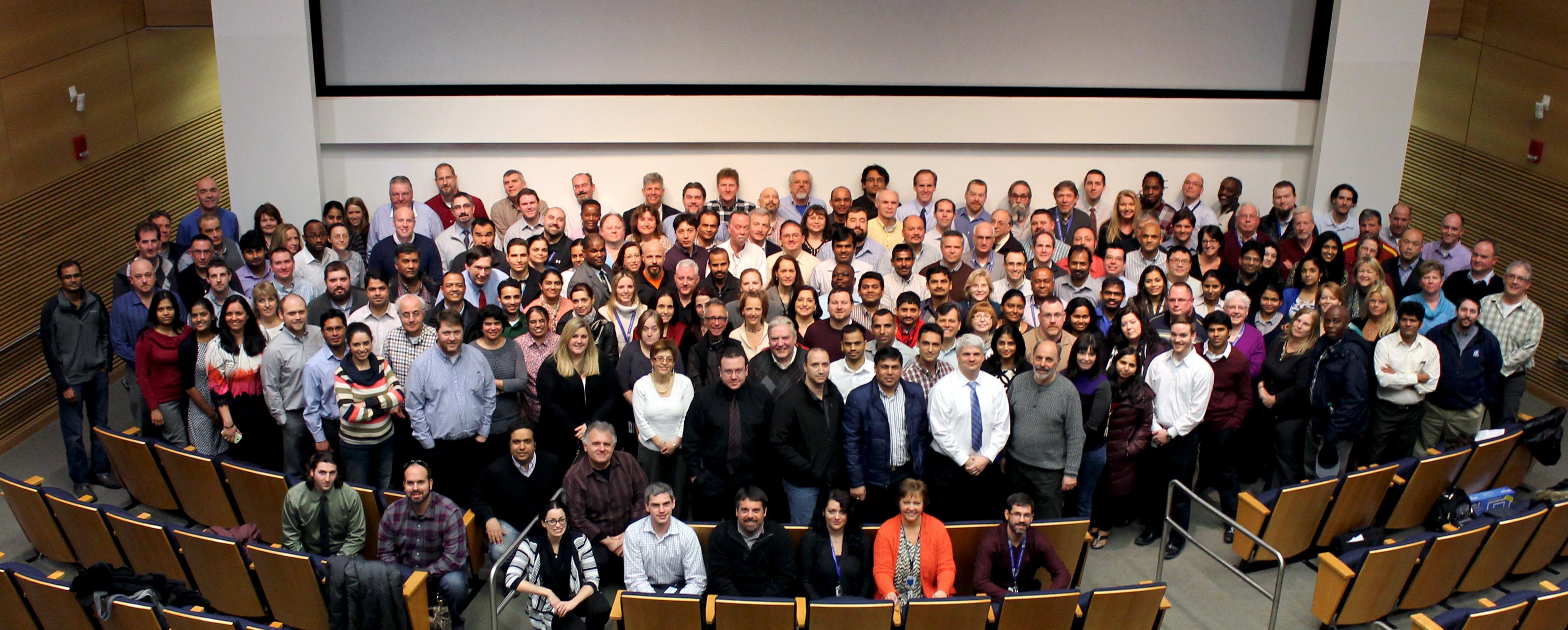become a supervisor umms it innovation internship mass medical it employee group photo
