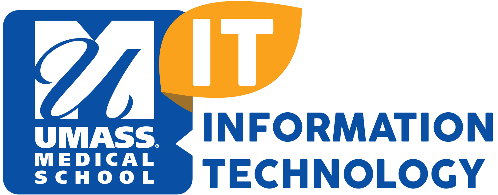 3986e88062d9 UMass Medical School - Information Technology Department – Logos