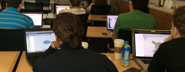 Getting Started with 3D printing: CAD Modelling UMass