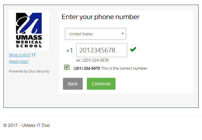 Multi – Factor Authentication Enrollment Instructions at the