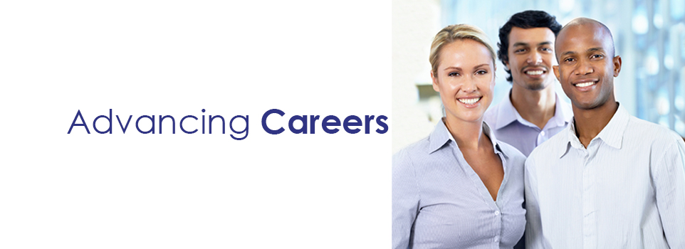 Advancing careers