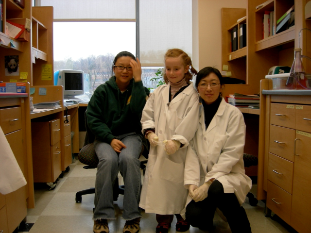 Cantor Lab Members