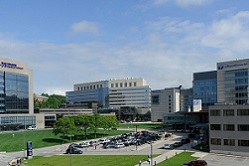 UMass Medical School University Campus Photo