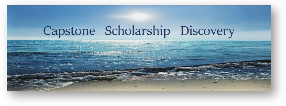 Capstone Scholarship and Discovery Course
