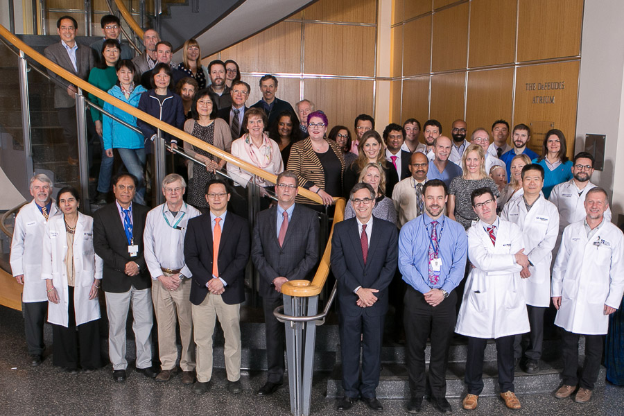 UMass Radiology Department Faculty and Staff