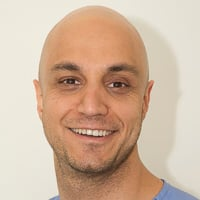 Mani Razmjoo, MD, VIR Fellow, Department of Radiology, UMass Medical School