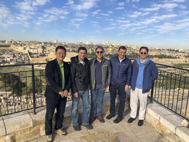 UMass Radiologists in Israel