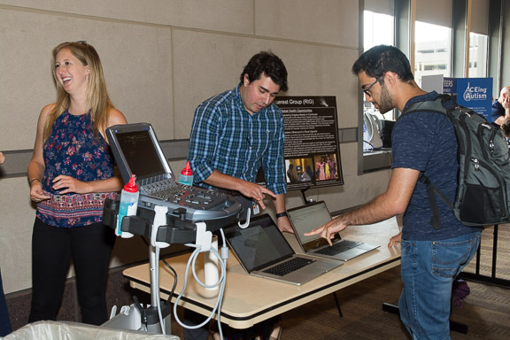 UMMS Med Students Radiology Interest Group - Activities Fair