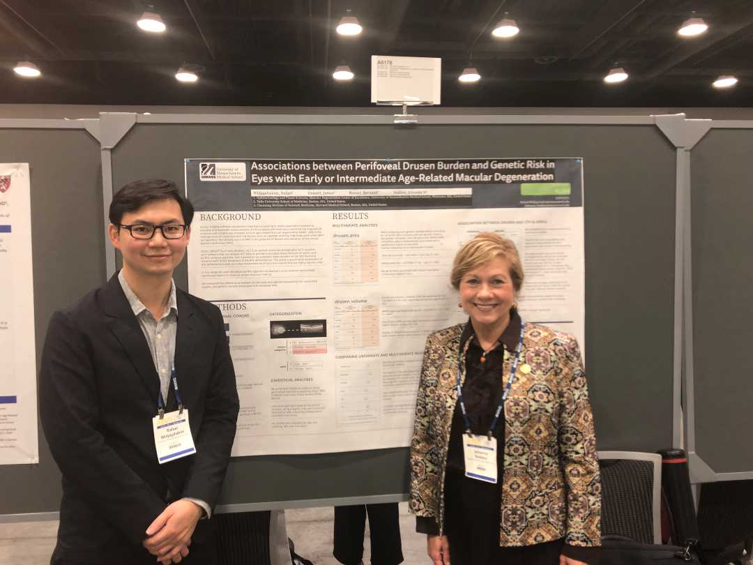 Our Team Presented Our Research Projects at ARVO 2019 at Vancouver, BC, Canada